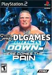 Photo of WWE SmackDown Here Comes The Pain تحميل لعبة المصارعة للبلايستيشن 2 المعروفة