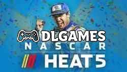 Photo of NASCAR HEAT 5 + 2 DLCS  Repack Direct Links