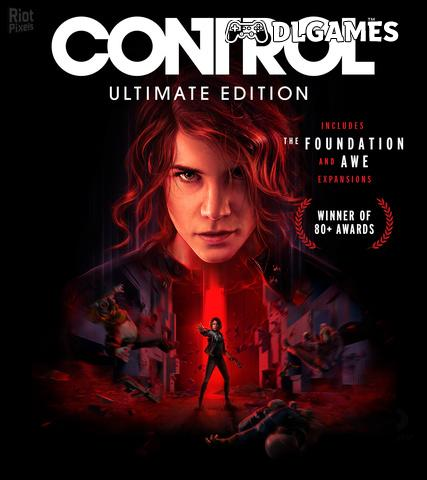 CONTROL Ultimate Edition v1.12 + 2 DLCs + Unlockers FitGirl repack DLGAMES - Download All Your Games For Free
