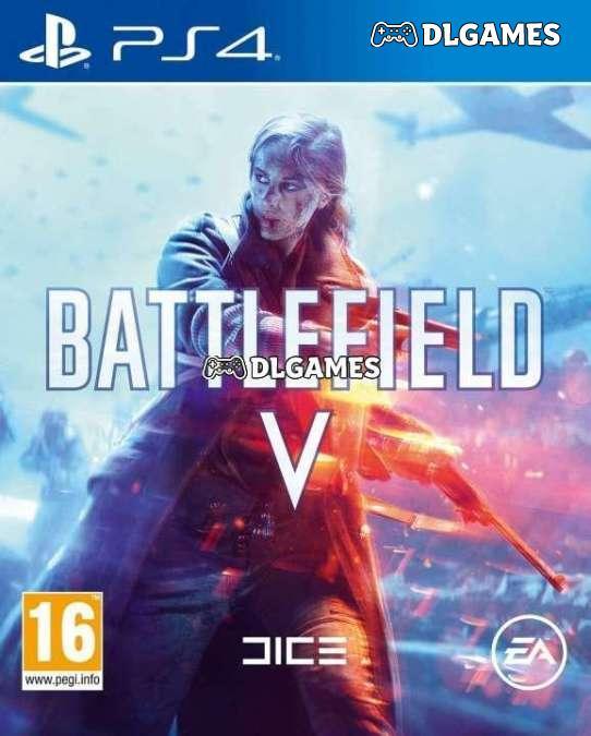 Photo of Battlefield V PS4 النسخة العربية