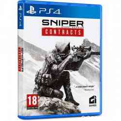 Download Sniper Ghost Warrior Contracts PS4  Direct links