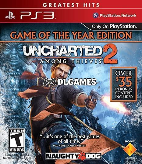 Download Uncharted 2 Ps3