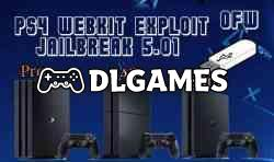 PS4 Jailbreak 5.01 Firmware  100% Working DLGAMES - Download All Your Games For Free