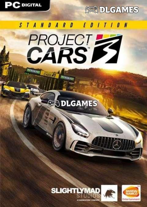 النسخه الريباك بحجم 18 جيجا  Project CARS 3 + 2 DLCs تحميل لعبة