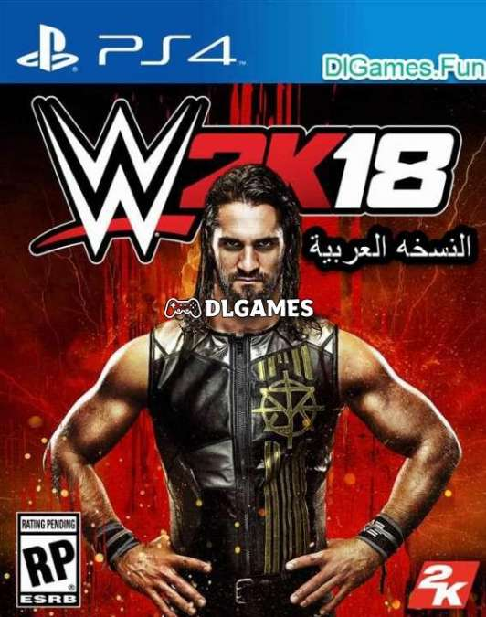 Download WWE 2K18 PS4 النسخه العربية DLGAMES - Download All Your Games For Free