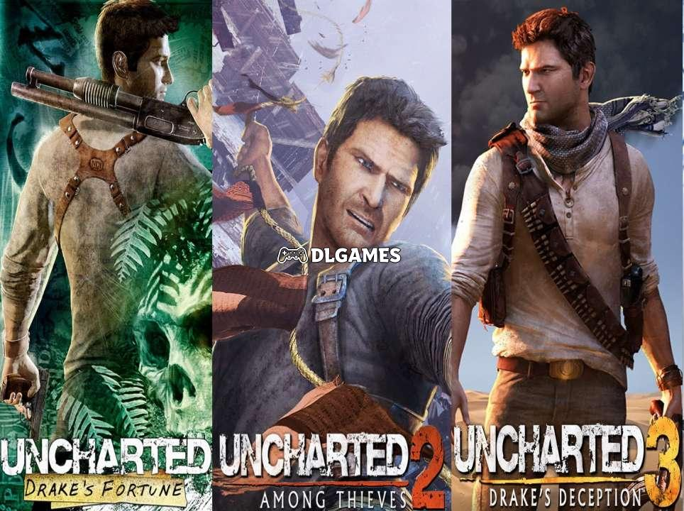 Download all uncharted games for ps3