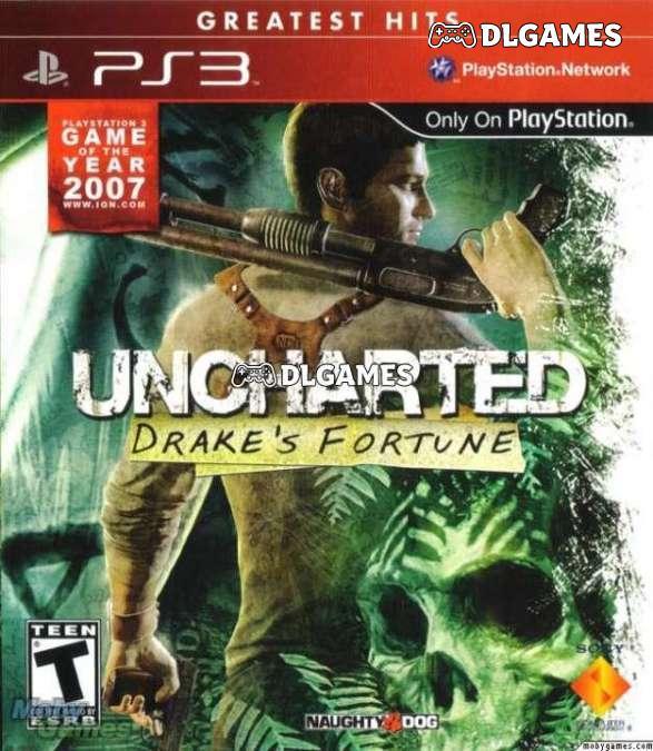 Uncharted Drake's Fortune PS3 تحميل لعبة