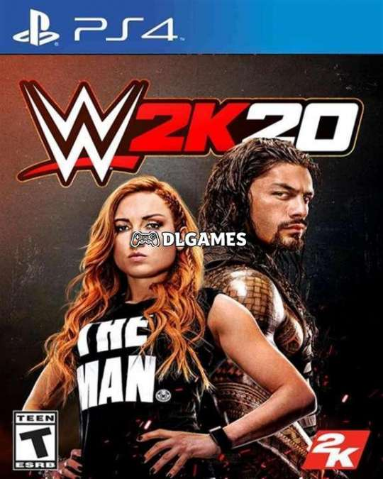 Download WWE 2K20 PS4 Direct Links