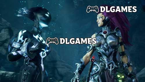 Darksiders 3 PS4