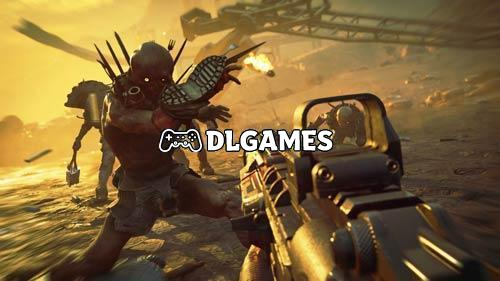 Download Rage 2 PS4 Direct links DLGAMES - Download All Your Games For Free