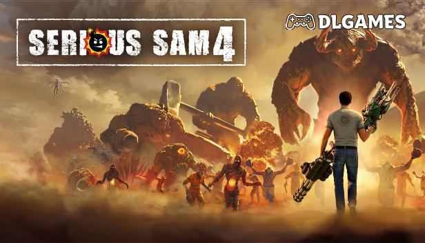 SERIOUS SAM 4 DELUXE EDITION gog
