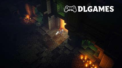 Download Minecraft Dungeons Fitgirl repack DLGAMES - Download All Your Games For Free