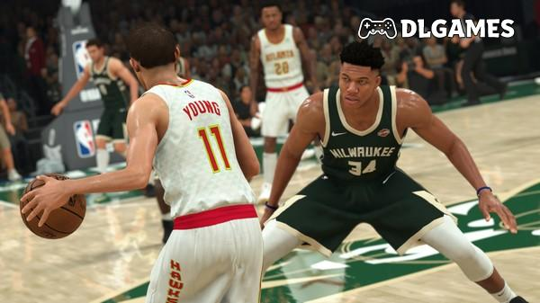 Download NBA 2K21-P2P Direct Links DLGAMES - Download All Your Games For Free
