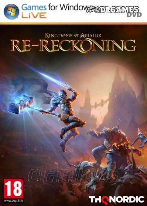 Download Kingdoms of Amalur: Re-Reckoning MULTi8
