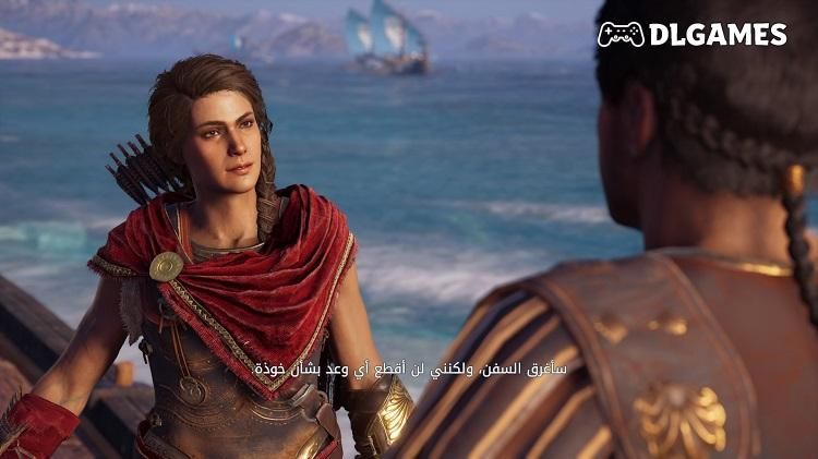Download Assassin's Creed Odyssey Gold Edition PC Arabic DLGAMES - Download All Your Games For Free