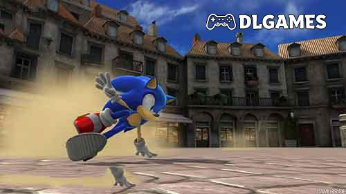 Download Sonic Unleashed PS3 Direct Links DLGAMES - Download All Your Games For Free