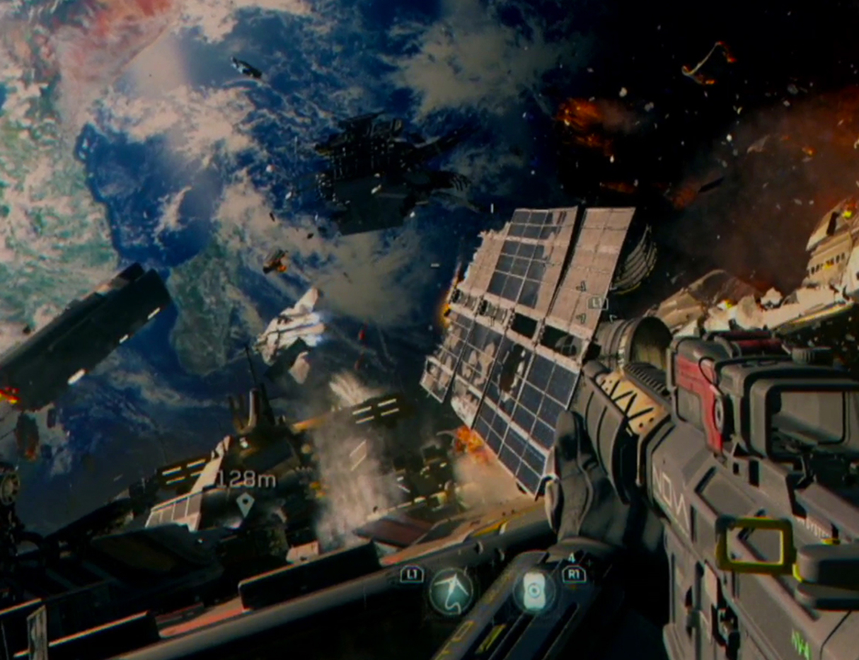 Call of Duty Infinite Warfare PS4 النسخة العربية