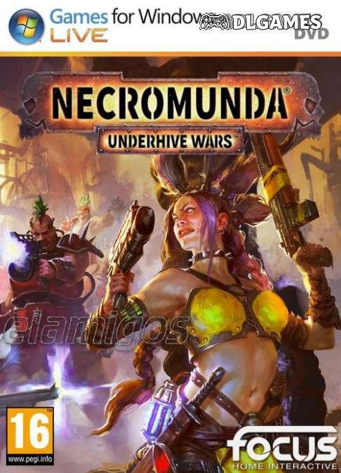 Download Necromunda Underhive Wars MULTi8 Direct Links