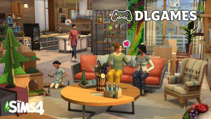 Download THE SIMS 4 DELUXE EDITION – V1.66.139.1020 + ALL DLCS & ADD-ONS FitGirl Repack DLGAMES - Download All Your Games For Free