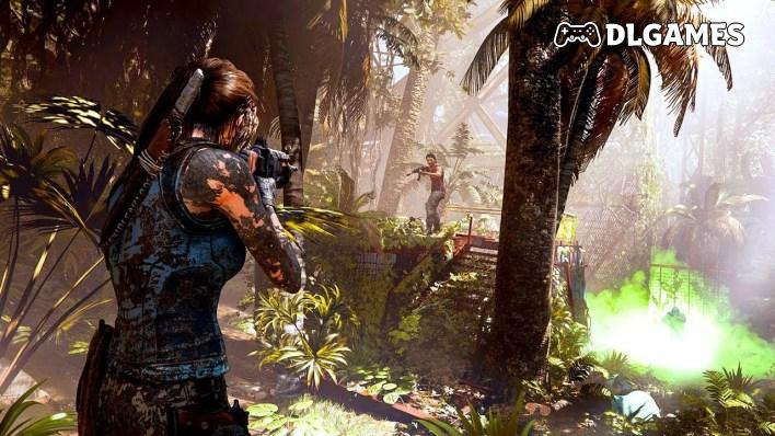 Shadow of The Tomb Raider PS4 Arabic