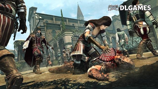 Assassins Creed Brotherhood ps3 تحميل لعبة