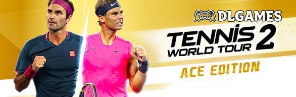 Download Tennis World Tour 2 PC Ace Edition