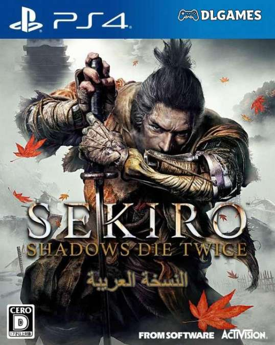 Download Sekiro Shadows Die Twice ps4 Arabic