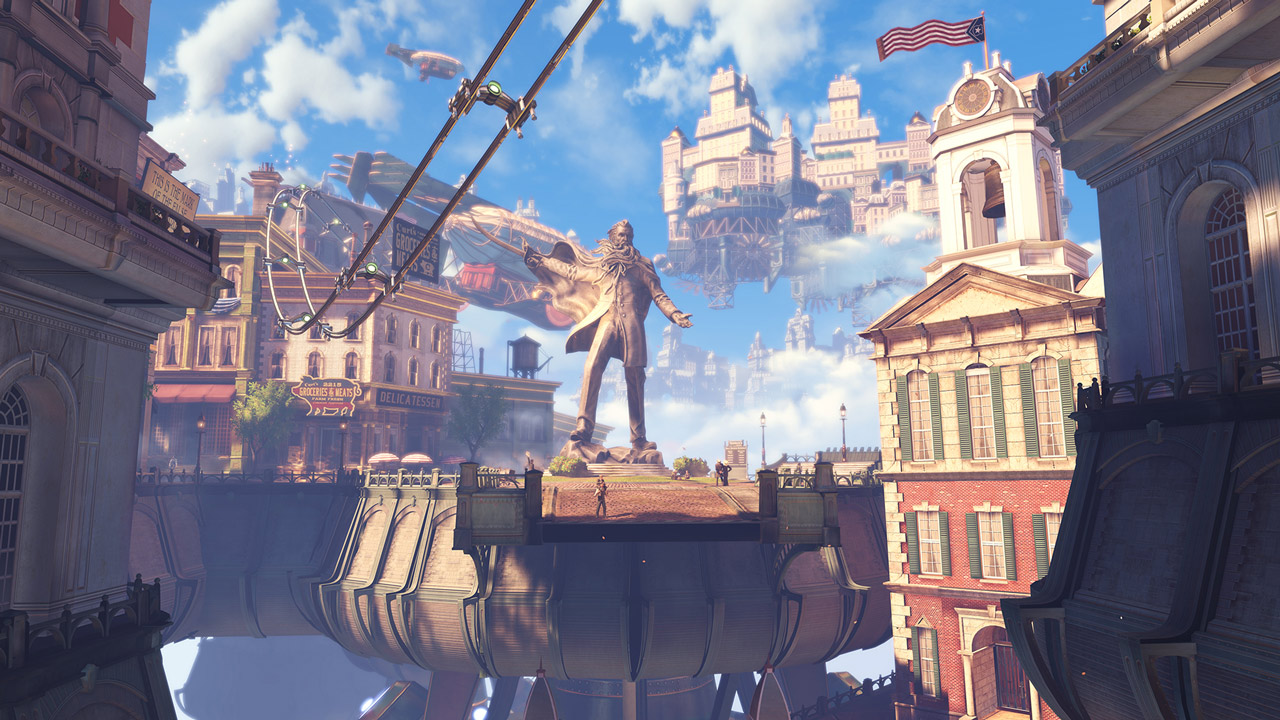 BioShock Infinite ps3 تحميل لعبة DLGAMES - Download All Your Games For Free