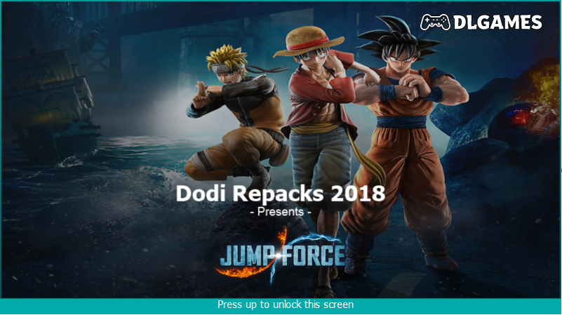 Download JUMP FORCE PC Ultimate Edition Repack Direct Links DLGAMES - Download All Your Games For Free