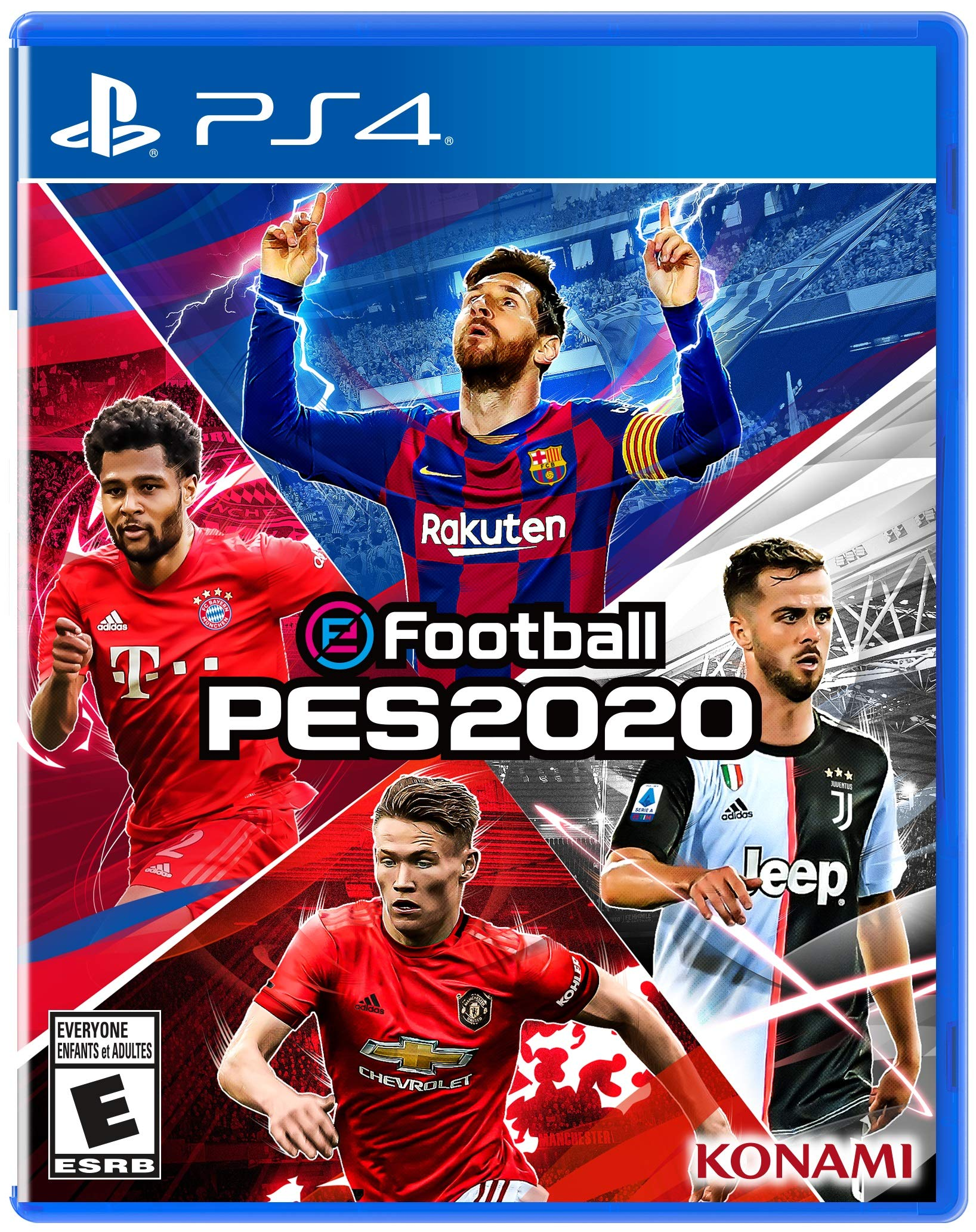 Download PES 2020 Arabic PS4  Direct links