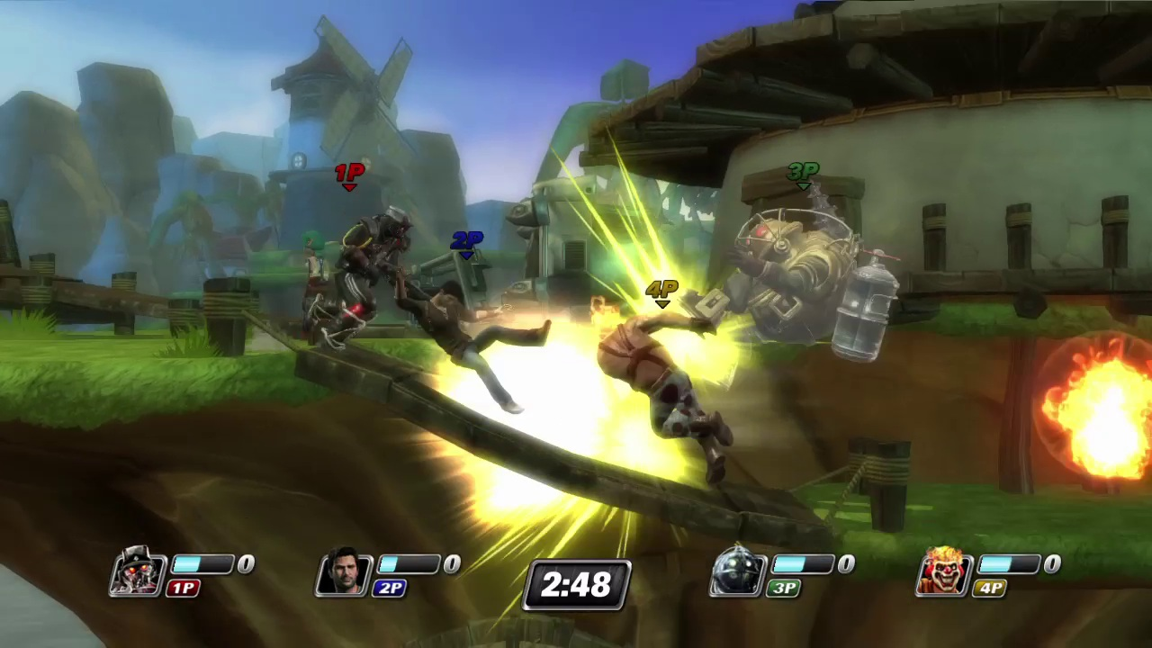 Download PlayStation All Stars Battle Royale ps3 DLGAMES - Download All Your Games For Free