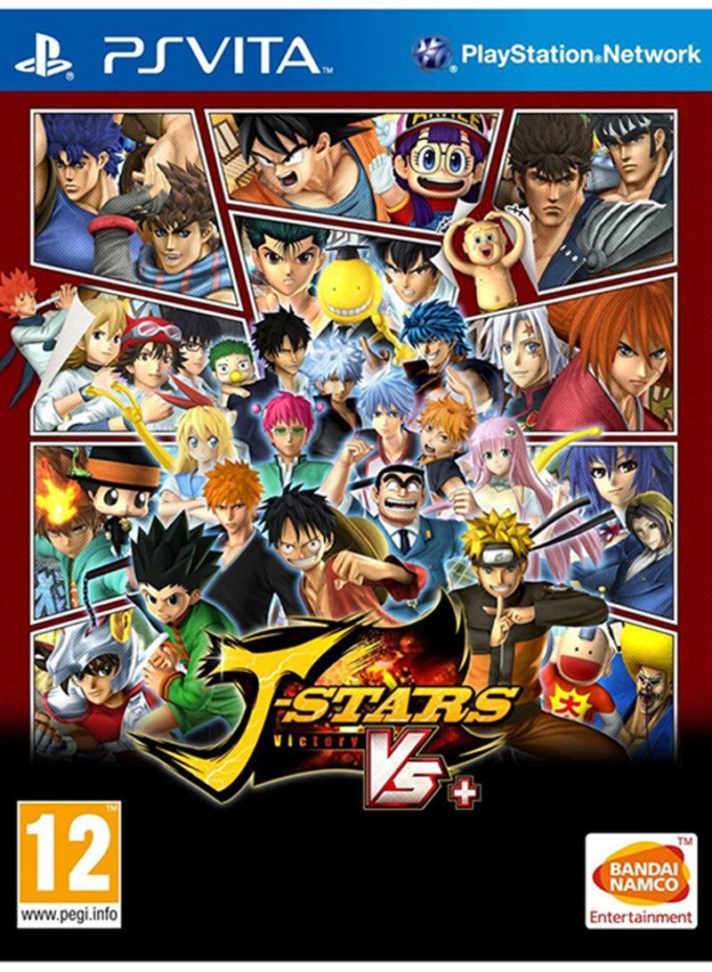J Stars Victory Vs Plus PS3