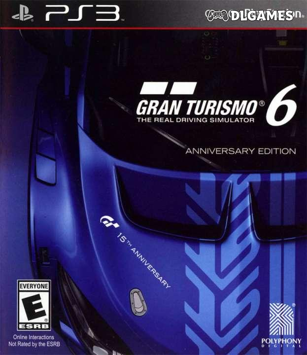 Gran Turismo 6 ps3 تحميل لعبة DLGAMES - Download All Your Games For Free