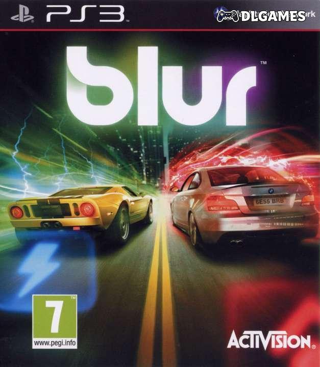 تحميل لعبة blur للبلايستيشن 3