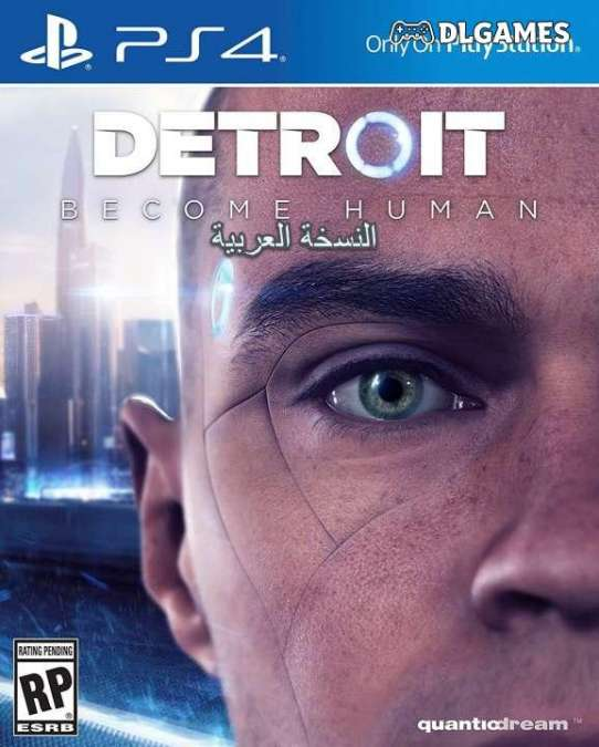 Download Detroit Become Human PS4 Arabic