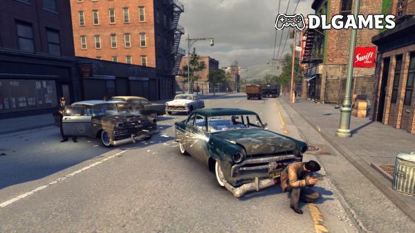 تحميل لعبة mafia 2 definitive edition DLGAMES - Download All Your Games For Free