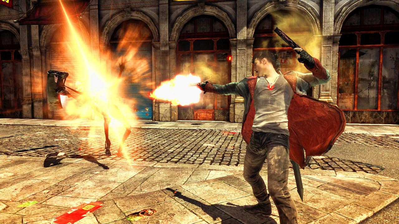 DmC Devil May Cry ps3 تحميل لعبة