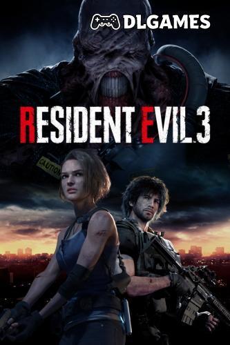 Resident Evil 3 Repack Cracked