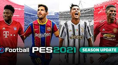 Photo of Download eFootball PES 2021 Repack (v1.1.0 + Data Pack 1.00 + MULTi20 + All Commentaries
