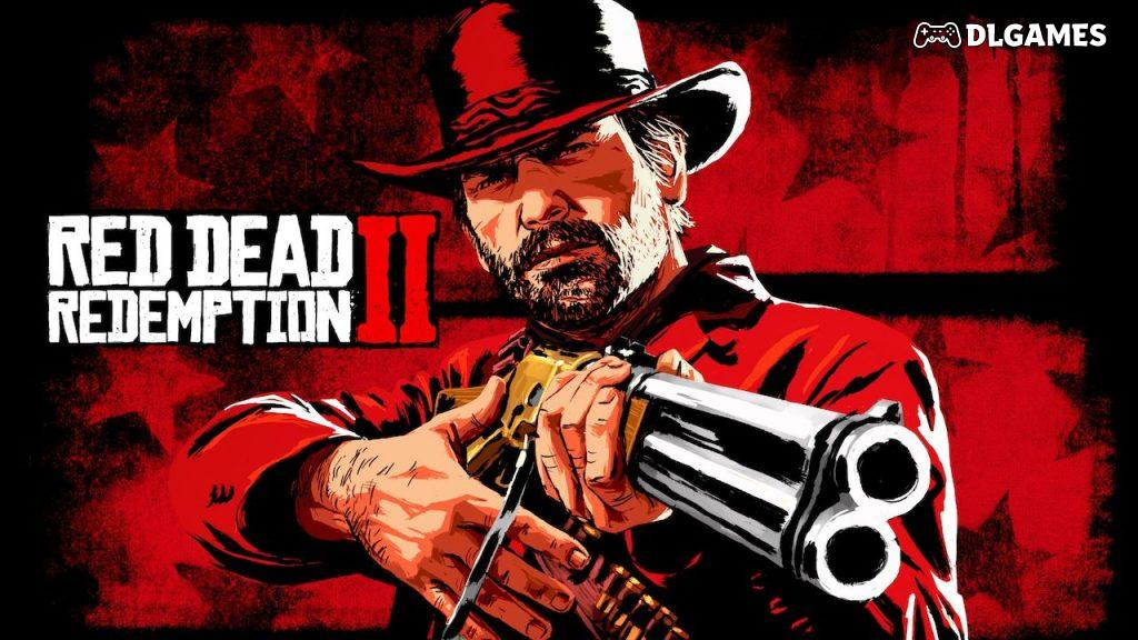 Download Red Dead Redemption 2 pc cracked direct links DLGAMES - Download All Your Games For Free