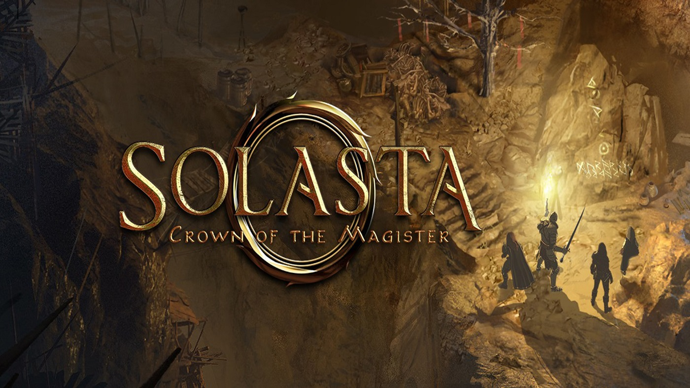 Solasta Crown of the Magister Early Access Cracked Full