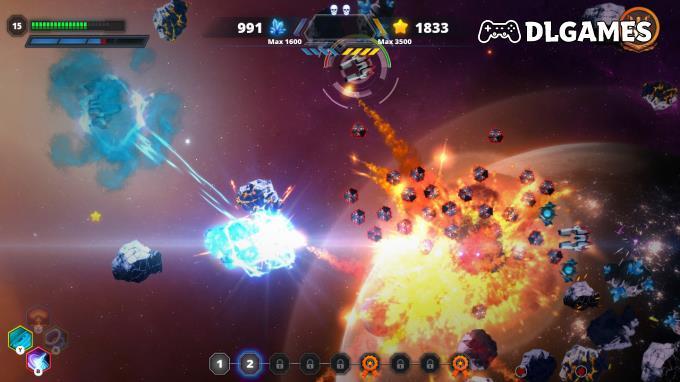 Space Avenger – Empire of Nexx PC Crack