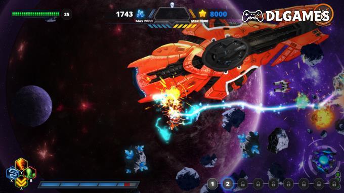 Space Avenger – Empire of Nexx Torrent Download