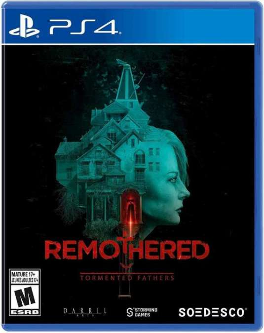Download Remothered Tormented Fathers PS4 Arabic