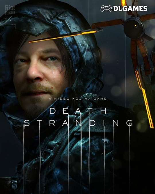 Download Death Stranding Repack v1.02+Pre-order DLC+ Bonus Content DLGAMES - Download All Your Games For Free