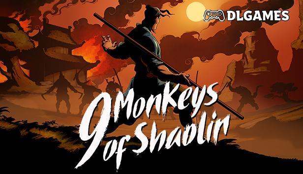 9 Monkeys of Shaolin DARKSiDERS