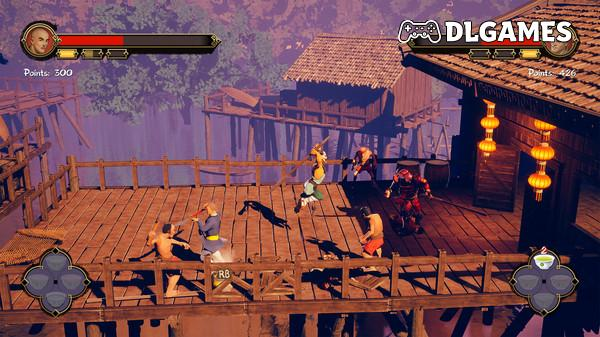 Download 9 Monkeys of Shaolin DARKSiDERS Full Cracked Direct Links DLGAMES - Download All Your Games For Free