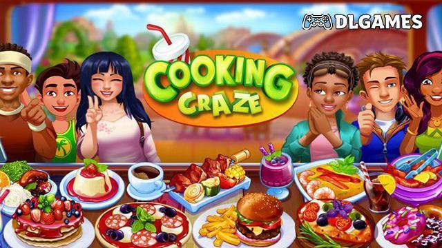 Download Cooking Craze v1.63.0 APK (Mod Money) Direct Links DLGAMES - Download All Your Games For Free