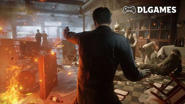 Download Mafia Definitive Edition Repack Direct Links DLGAMES - Download All Your Games For Free