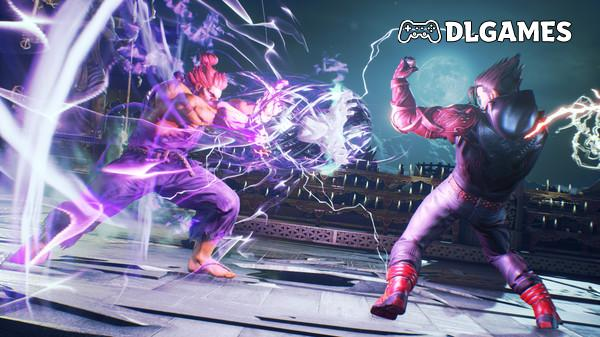 Download Tekken 7 Cave OF Enlightenment EMPRESS Full Cracked Direct Links DLGAMES - Download All Your Games For Free